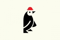 Penguin With The Cap...